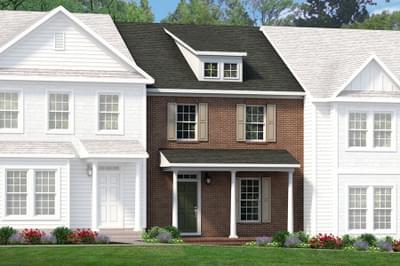 Chesapeake Homes -  The Graham Elevation B