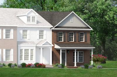 Chesapeake Homes -  The Da Vinci Elevation B