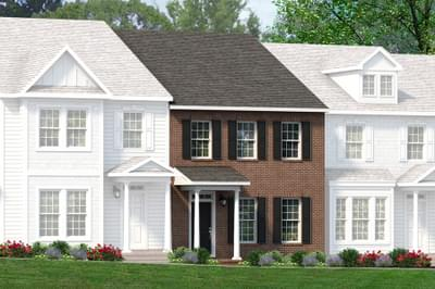 Chesapeake Homes -  The Rockwell Elevation A