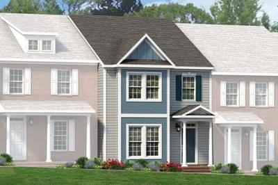 Chesapeake Homes -  The Rockwell Elevation D