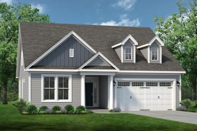 Chesapeake Homes -  The Shorebreak Elevation B