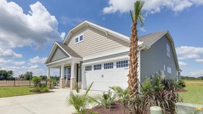 Chesapeake Homes -  17 Ballast Point UNIT 68, Clayton, NC 27520 Exterior