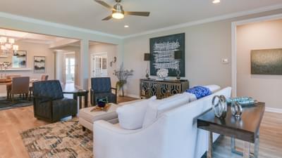 Chesapeake Homes -  The Boardwalk Great Room