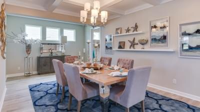 Chesapeake Homes -  The Boardwalk Dining Room