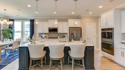 Chesapeake Homes -  17 Ballast Point UNIT 68, Clayton, NC 27520 Kitchen
