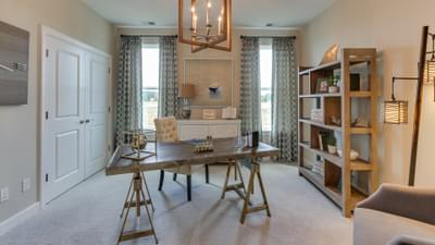 Chesapeake Homes -  17 Ballast Point UNIT 68, Clayton, NC 27520 Bedroom 2