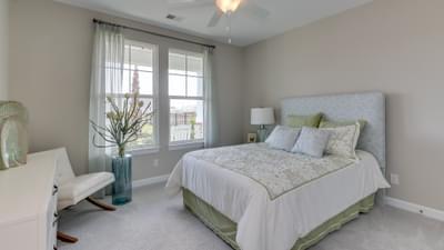 Chesapeake Homes -  The Boardwalk Bedroom 3