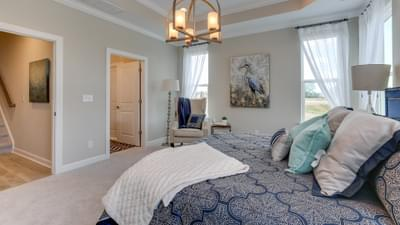 Chesapeake Homes -  17 Ballast Point UNIT 68, Clayton, NC 27520 Owner's Suite