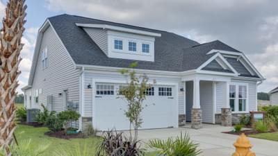 Chesapeake Homes -  297 Ballast Point UNIT 56, Clayton, NC 27520 Exterior