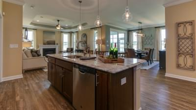 Chesapeake Homes -  297 Ballast Point UNIT 56, Clayton, NC 27520 Kitchen