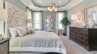 Chesapeake Homes -  297 Ballast Point UNIT 56, Clayton, NC 27520 Owner's Suite