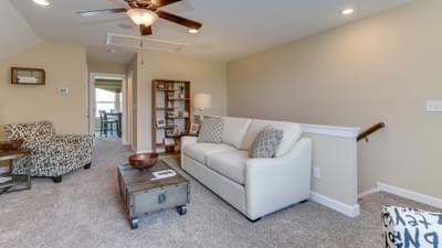 Chesapeake Homes -  297 Ballast Point UNIT 56, Clayton, NC 27520 Loft
