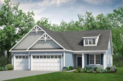 Chesapeake Homes -  The Sandpiper