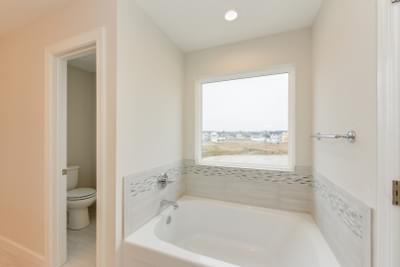 Chesapeake Homes -  The Ivy Owner's Bath