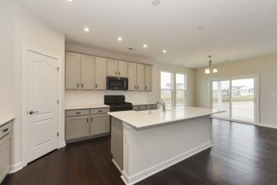 Chesapeake Homes -  The Ivy Kitchen