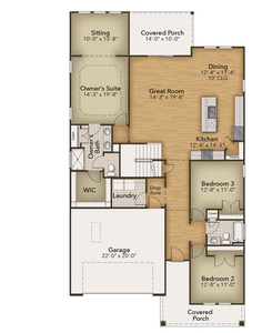 Chesapeake Homes -  3118 Balboa Lane, Little River, SC 29566