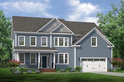 Chesapeake Homes -  The Daisy - Crawl Space Elevation C