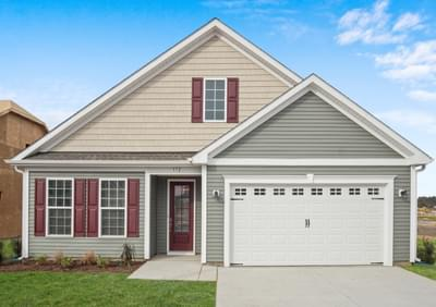 Chesapeake Homes -  The Sandbar
