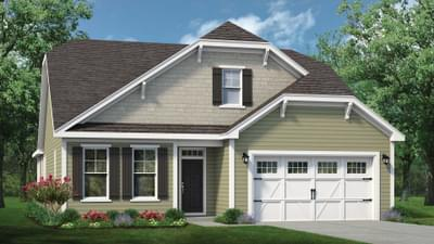 Chesapeake Homes -  The Sandbar Elevation A