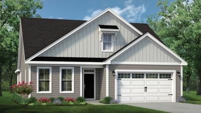 Chesapeake Homes -  The Sandbar Elevation B