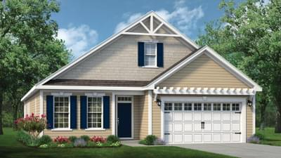 Chesapeake Homes -  The Sandbar Elevation C