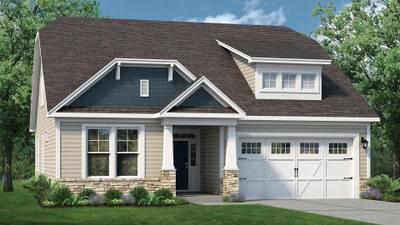 Chesapeake Homes -  The Shorebreak Elevation A