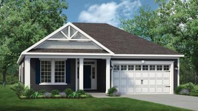 Chesapeake Homes -  The Boardwalk Elevation C