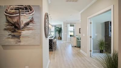 Chesapeake Homes -  The Seashore Multi-Gen Foyer