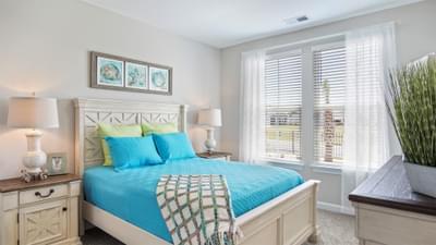 Chesapeake Homes -  The Seashore Multi-Gen Multi Gen Bedroom