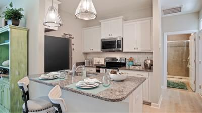 Chesapeake Homes -  The Seashore Multi-Gen Multi Gen Kitchen
