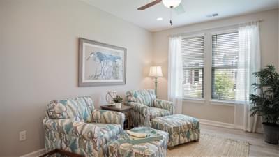 Chesapeake Homes -  The Seashore Multi-Gen Multi Gen Living Room