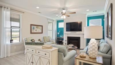 Chesapeake Homes -  The Seashore Multi-Gen Great Room