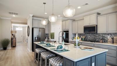 Chesapeake Homes -  The Seashore Multi-Gen Kitchen
