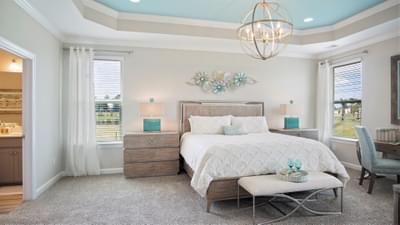Chesapeake Homes -  The Seashore Multi-Gen Owner's Suite