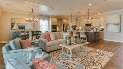 Chesapeake Homes -  The Driftwood