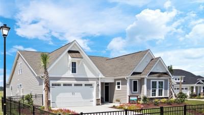 Chesapeake Homes -  The Seashore Multi-Gen Exterior