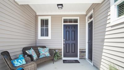 Chesapeake Homes -  The Seashore Multi-Gen Front Porch