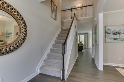 Chesapeake Homes -  140 Preserve Way, Suffolk, VA 23434 Foyer