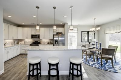 Chesapeake Homes -  The Azalea Kitchen