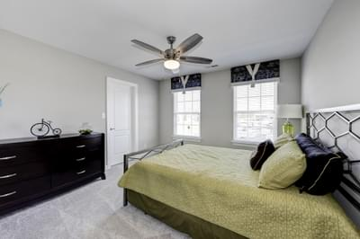 Chesapeake Homes -  The Azalea Bedroom 3