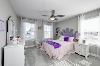 Chesapeake Homes -  The Azalea Bedroom 2