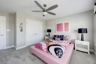 Chesapeake Homes -  The Azalea Bedroom 4
