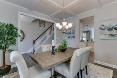 Chesapeake Homes -  140 Preserve Way, Suffolk, VA 23434 Dining Room