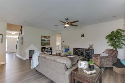 Chesapeake Homes -  140 Preserve Way, Suffolk, VA 23434 Great Room