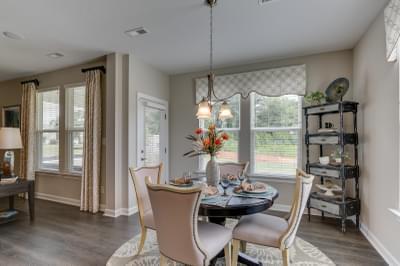 Chesapeake Homes -  140 Preserve Way, Suffolk, VA 23434 Breakfast Area