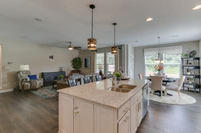 Chesapeake Homes -  140 Preserve Way, Suffolk, VA 23434 Kitchen