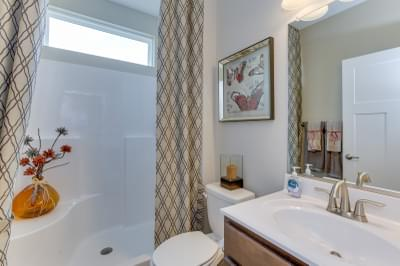Chesapeake Homes -  140 Preserve Way, Suffolk, VA 23434 Downstairs Bath