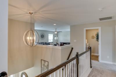 Chesapeake Homes -  140 Preserve Way, Suffolk, VA 23434 Upstairs Hallway