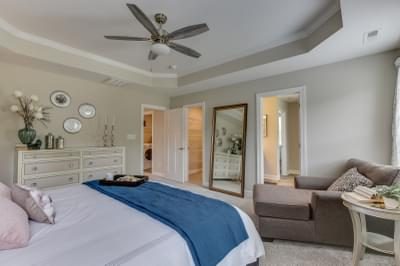 Chesapeake Homes -  140 Preserve Way, Suffolk, VA 23434 Owner's Suite