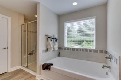 Chesapeake Homes -  140 Preserve Way, Suffolk, VA 23434 Owner's Bath